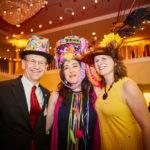 Hat Contest Winners: Hugh Bethell, Danielle Nekimken, Joan Cox