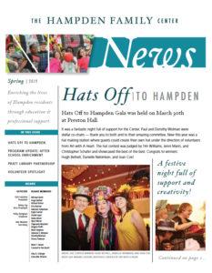 Hampden Family Center News - spring 2019