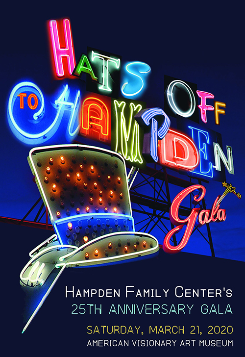 Hats Off to Hampden 25th Anniversary Gala