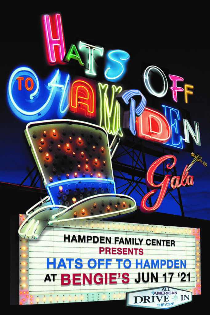 Hats Off to Hampden at Bengie's on June 17