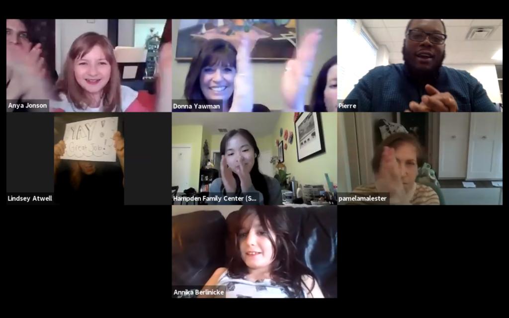 Virtual Community Talent Show - Zoom