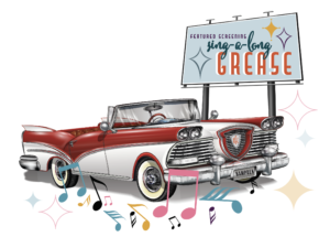 featured screening sing-along Grease