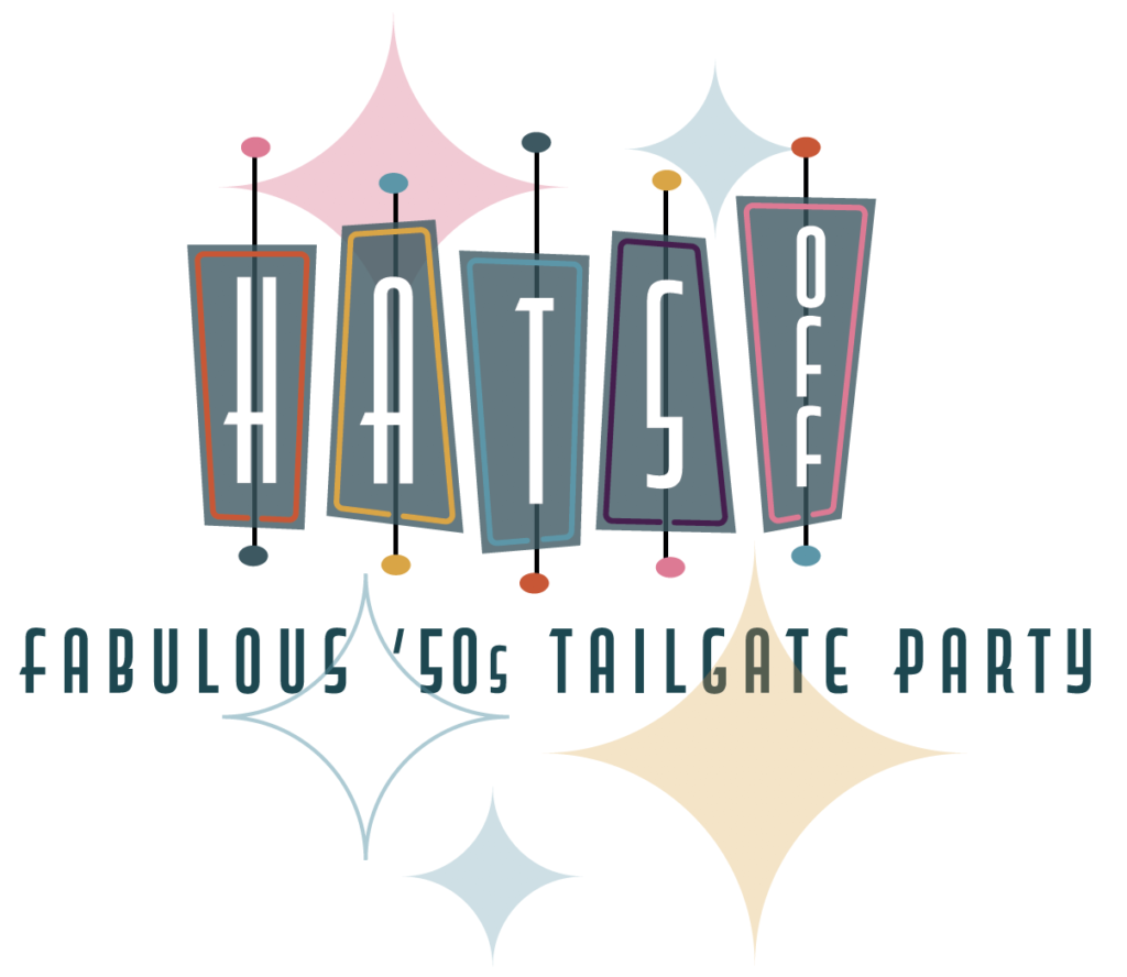 Hats Off Fabulous '50s Tailgate Party